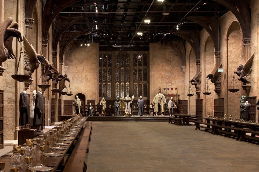 Show item 2 of 9. Warner Bros. Studio London  – The Making of Harry Potter Fully Guided Tour