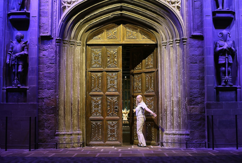 Show item 3 of 9. Warner Bros. Studio London  – The Making of Harry Potter Fully Guided Tour