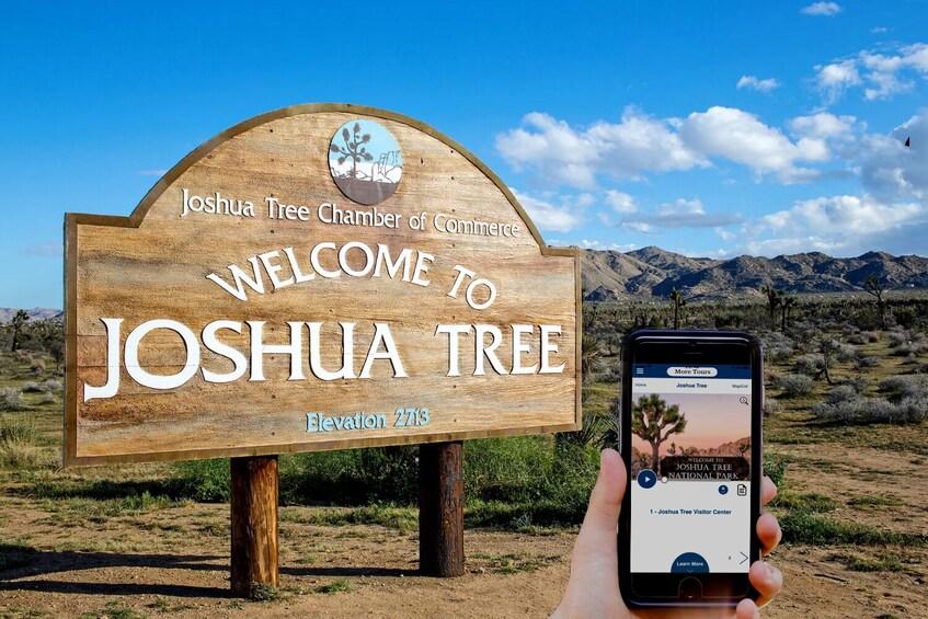 Show item 1 of 9. Joshua Tree National Park Self-Driving Audio Tour