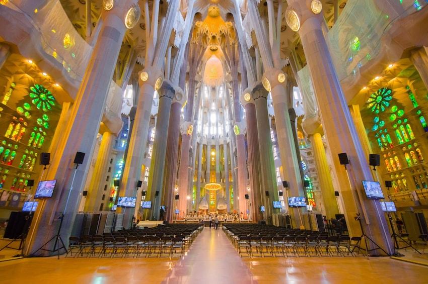 Foto 4 von 10 laden Sagrada Família Fast-Track Tickets and Guided Tour