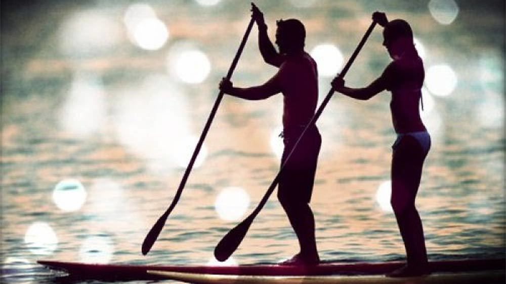Stand-up Paddleboard Hire
