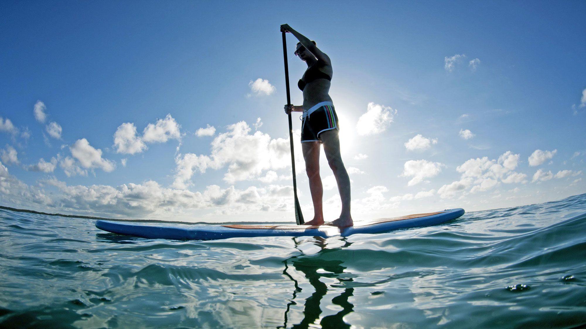 Sunrise Stand-Up Paddleboard Tour