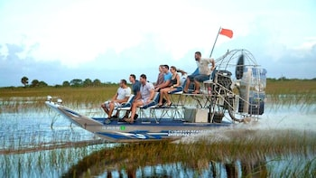 Private Everglades Airboat Ride