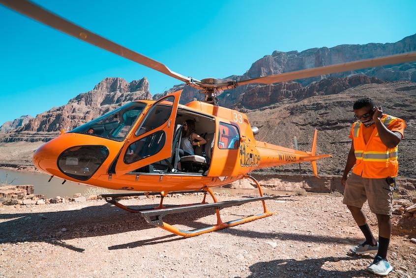 Grand Canyon Skywalk & Adventure Tour from Phoenix (ADV)