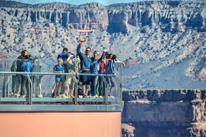 Grand Canyon Skywalk & Adventure Tour from Phoenix (ADV)