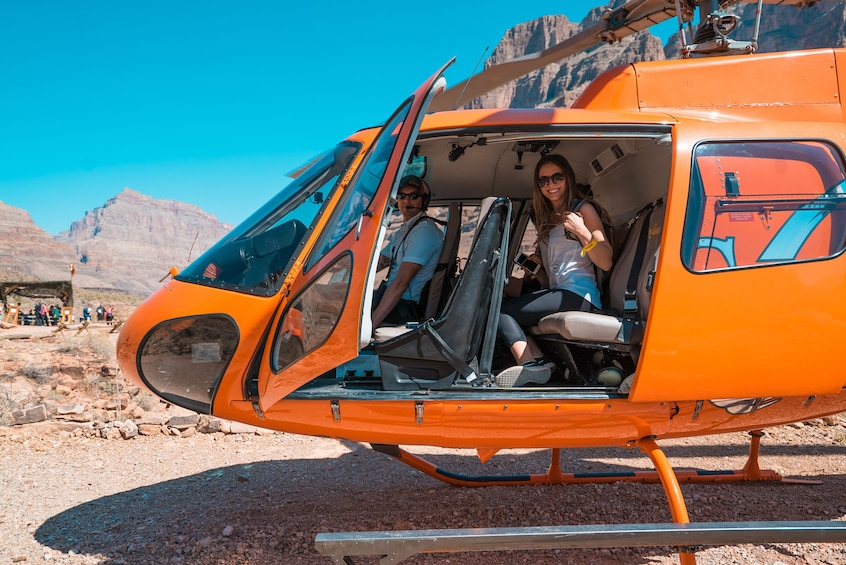 Show item 4 of 10. Grand Canyon Skywalk & Adventure Tour from Phoenix (ADV)