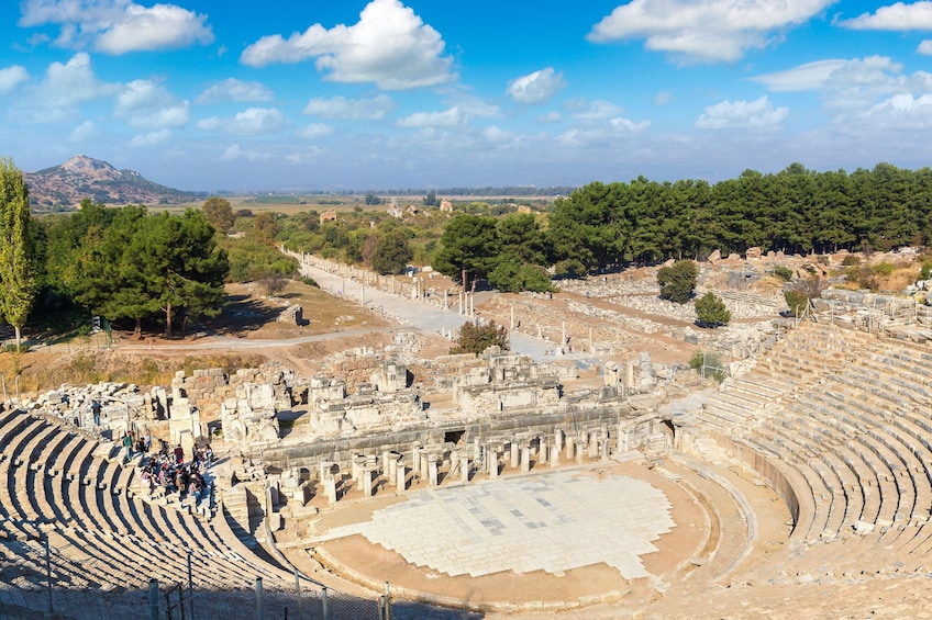Show item 5 of 10. Private Ephesus & The House of Virgin Mary Tour incl Lunch