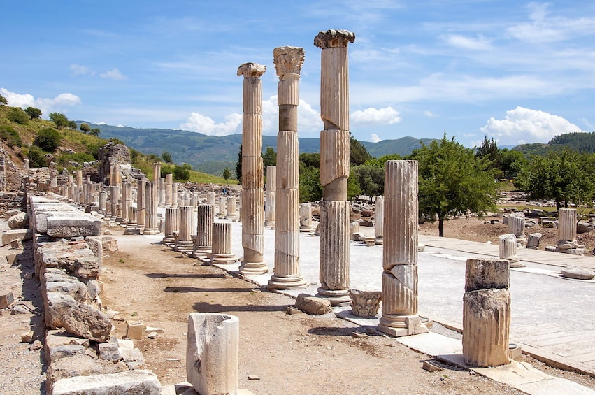 Show item 1 of 10. Private Ephesus & The House of Virgin Mary Tour incl Lunch