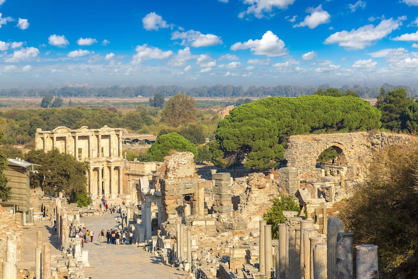 Show item 4 of 10. Private Ephesus & The House of Virgin Mary Tour incl Lunch