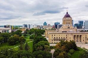 Winnipeg's Wealthy Beginnings GPS-Guided Audio Walking Tour