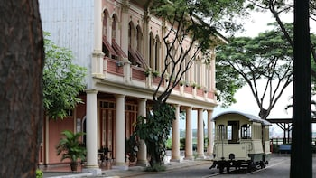 Guided City & Historical Park Tour
