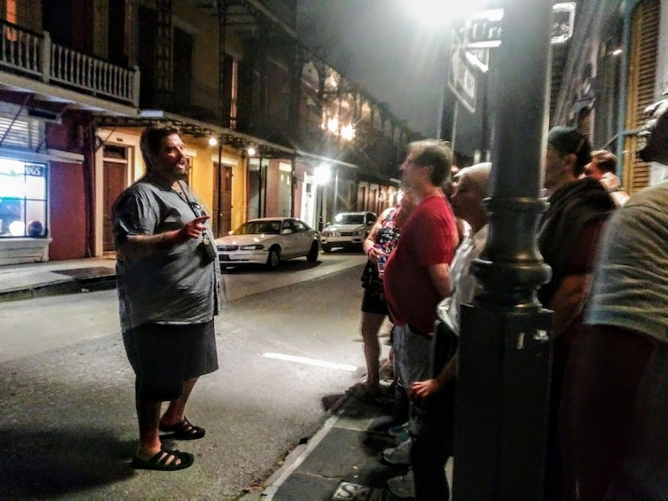 Show item 2 of 7. New Orleans True Crime Walking Tour