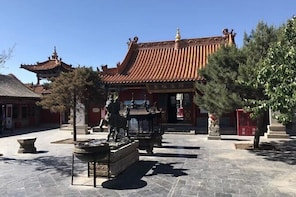 Full-Day Private Guided Tour in Hohhot with Lunch