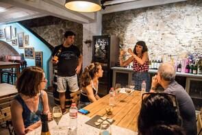 Barcelonas matkultur − vandringstur i en liten grupp