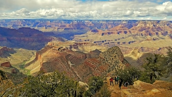 Grand Canyon Navajo Reservation from Phoenix