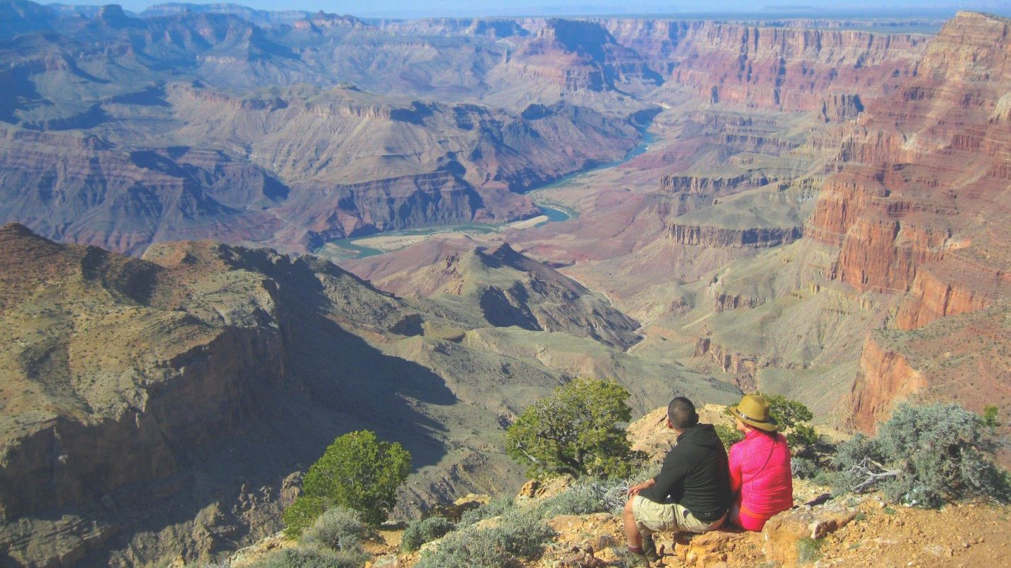 Grand Canyon Tour with Sedona Overnight Stay