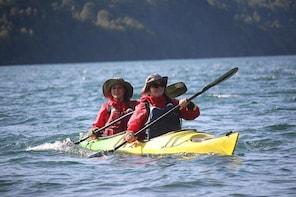 Crossing Kayak - Espolon Lake