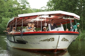 Tour with Odense River Cruise - Return Ticket