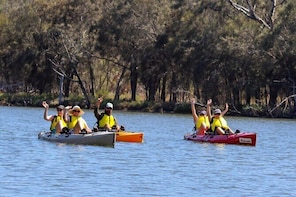 Private Guided River Kayak Tour