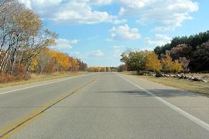 GPS-Guided Driving Tour between Winnipeg and Kenora