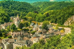 The Alchemist Self-Guided Urban Escape Game in Durbuy