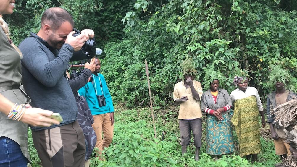 Private Safari Gorilla Tracking and Batwa Culture in Bwindi