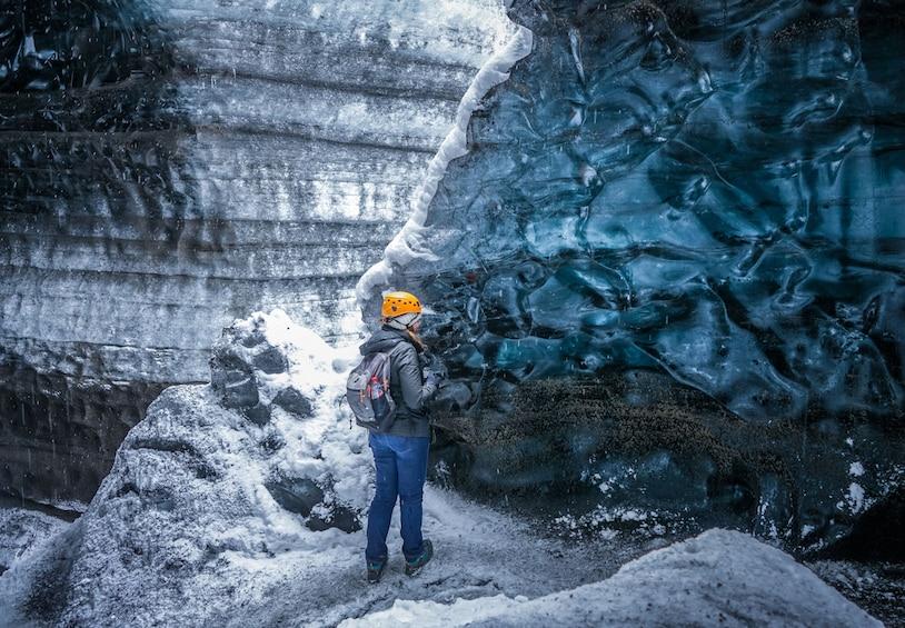 Small-Group Katla Ice Cave Adventure from Vik