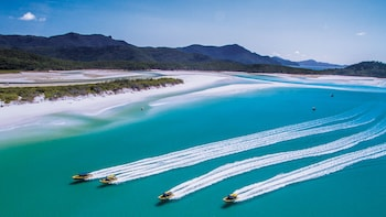 Southern Whitehaven Beach Tour with More Beach Time