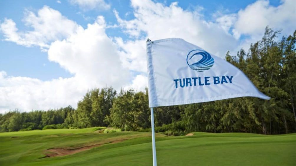 Carregar foto 3 de 5. Turtle Bay is home to several world renowned golf courses in Oahu
