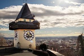 Fun & mobile puzzle rally tour through Graz
