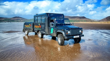 7-Day Ireland Adventure with a Small Group in a 4x4