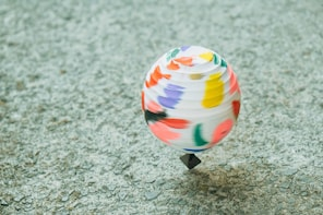 Paint a Sasebo Koma (Spinning Top) at a Workshop in Nagasaki