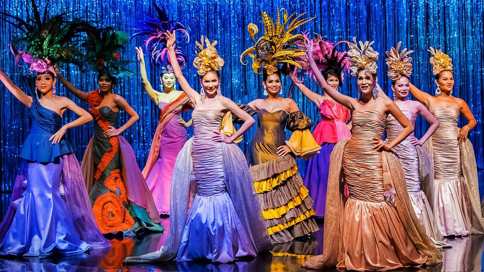 Calypso Bangkok Cabaret Show in Bangkok, Thailand