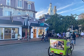 Open-Air Private Pedicab Tour in Provincetown