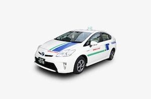 Flat rate taxi-Sakunami Onsen - Sendai Central Area