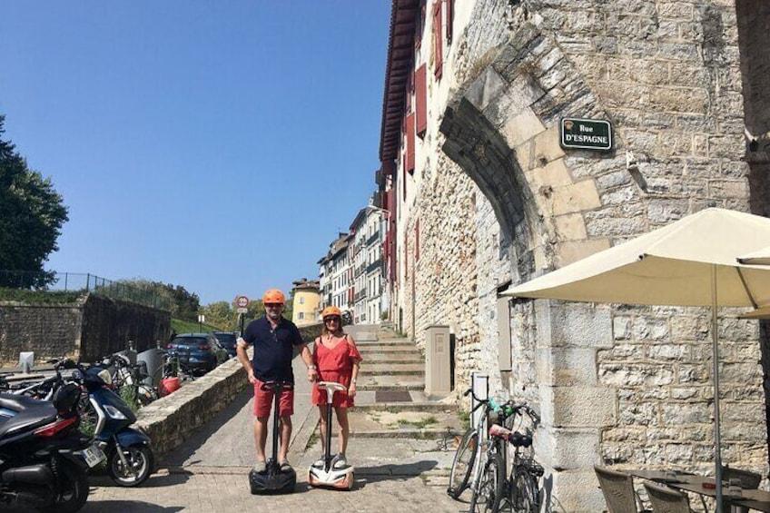 Porte d'Espagne - Rampart