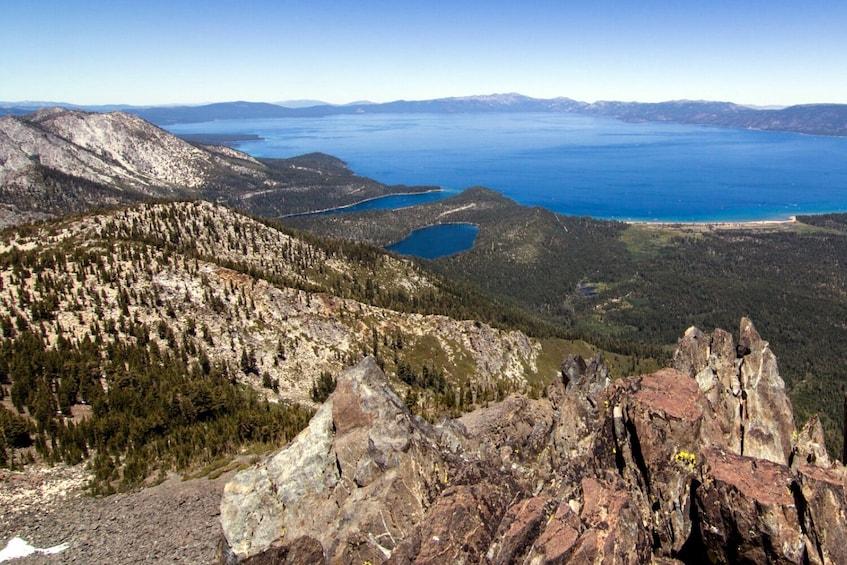 Ultimate Lake Tahoe Self-Guided Driving Tour