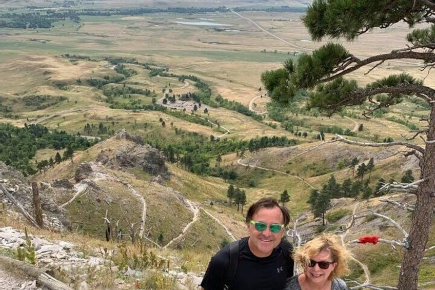Bear Butte is a 2.8 mile moderately trafficked out and back trail located near Sturgis, South Dakota that offers the chance to see wildlife and is rated as moderate.