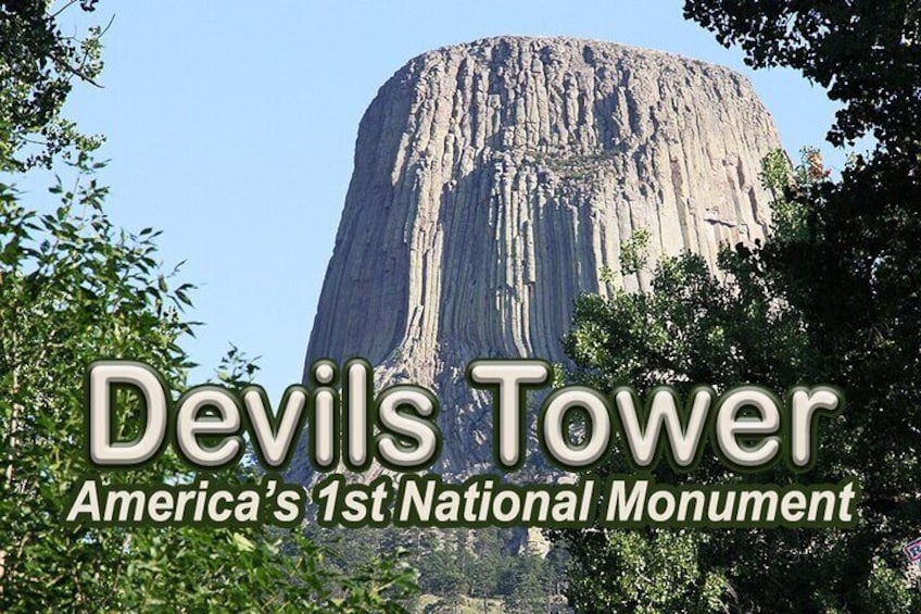 Private - Group Tour Devils Tower
