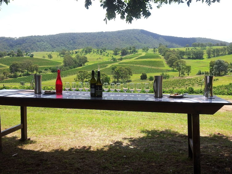 Hunter Valley Wine Tour with Cheese, Choc & Liquer Tastings