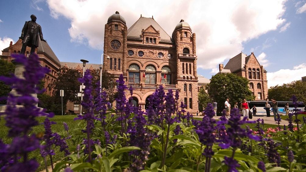 Ontario Parliament building