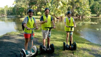 City, Gardens & Lakes Segway Tour