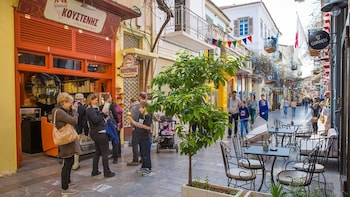 Food & Wine Traditions of Nafplio: Walking Tour with Tasting