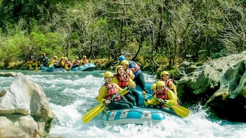 Arcadia Rafting & Hiking Full-Day Tour
