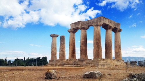 the Ancient Corinth
