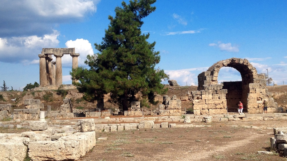 Show item 2 of 9. Greek Archaeological site