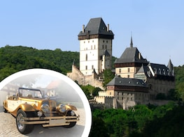 Private Tours by Vintage Car to Czech Castles & Attractions