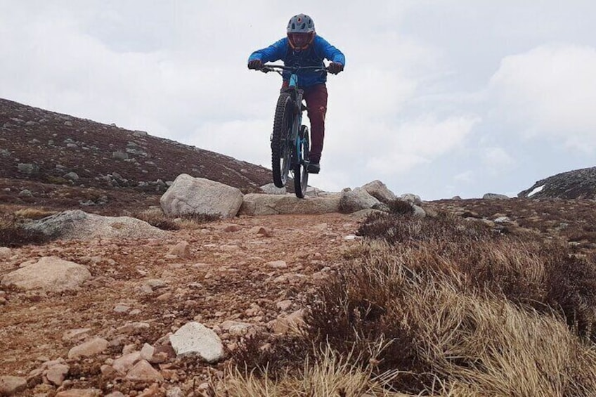 Epic descents of select Scottish mountains