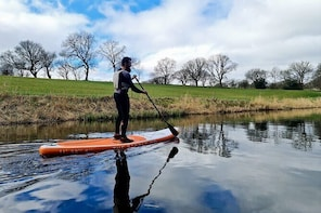 Paddle Boarding on Derwent Water