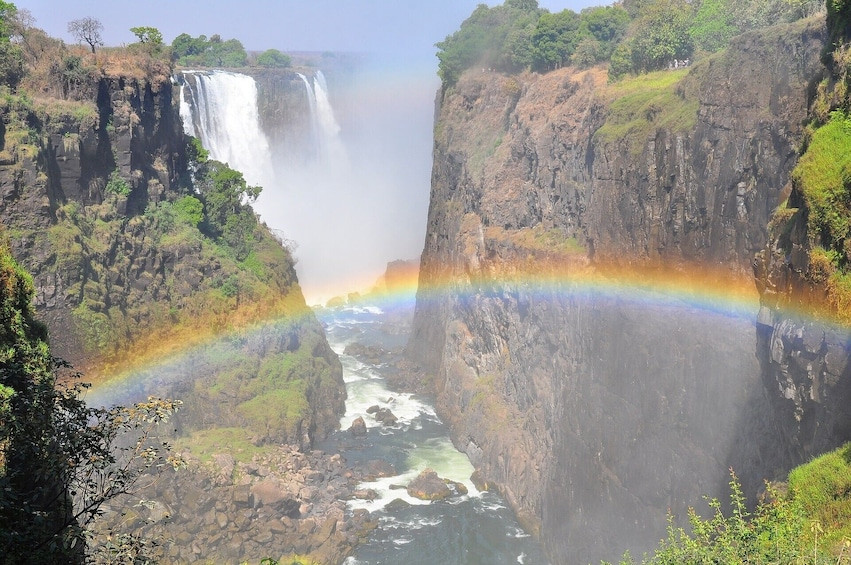 Show item 5 of 5. Victoria falls Highlights from Cape Town